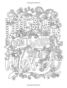 Amazon.com: Adult Coloring Books Good vibes: Don't give up : Motivate your life with Brilliant designs and great calligraphy words to help melt stress away. (Volume 16) (9781537529615): Cherina Kohey: Books