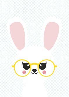 Postkaart bunny Postkaartbunny is geschikt voor elke gelegenheid en iedereen.  [ssba]...