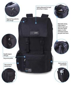 eb71f78aec 16 Best backpack coolers images in 2019 | Cool backpacks, Coolers ...