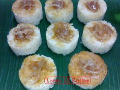 Puto Cassava / Aripahol Balinghoy / Steamed - Filipinos love having afternoon merienda or snack This Puto Cassava is one of the most popular in visayas province also called Aripahol Balinghoy, It is a steamed puto cassava made from grated cassava, sugar and grated coconut affordable and delicious snack.