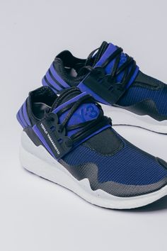 adidas Y-3 Retro Boost: Electric Blue