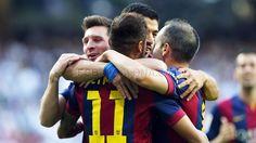 Real Madrid - FC Barcelona (3-1) | FC Barcelona