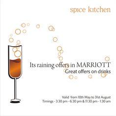 Add Made for Spice Kitchen, Marriott Pune Hotel