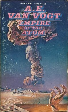 Author: A.E. Van Vogt Publisher: Manor 12346 Year: 1976 Print: 1 Cover Price: $1.25 Condition: Very Good Plus Genre: Science Fiction