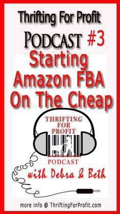 How To Start Selling On Amazon FBA Cheap! TFP-Podcast-episode-03