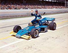 Tom Sneva 1975 Indy 500 Penske McLaren Offy
