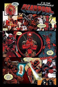 Official Deadpool Maxi Poster 91.5 x 61cm Marvel Comics Antihero Wolverine X-Men