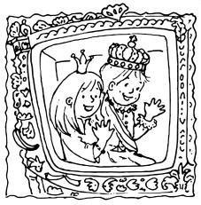 Kleurplaat Koningsdag Kleuters King S Day Preschool Roi Theme