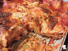 Лазањи со болоњезе сос и павлака - Moirecepti