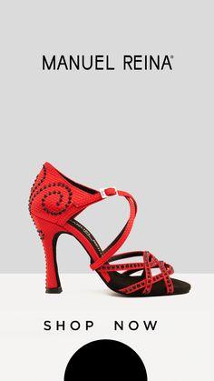 7f41ee60 Las 19 mejores imágenes de Zapatos para bailar Swing en 2017 ...