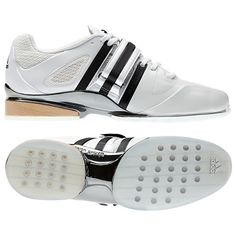 Adistar weightlifting shoes. I want!