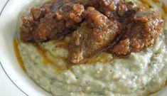 Χιουνκιάρ μπεγιεντί (κοκκινιστό κρέας με πουρέ μελιτζάνας) Turkey Breast, Greek Recipes, Baking Recipes, Mashed Potatoes, Good Food, Spices, Food And Drink, Chicken, Meat
