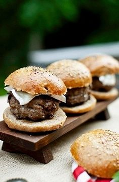 My Slimming World Virtually Syn Free Burgers