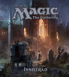 The Art of Magic Magic the Gathering