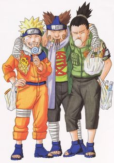 Masashi Kishimoto, Naruto, Uzumaki (Artbook), Shikamaru Nara, Naruto Uzumaki