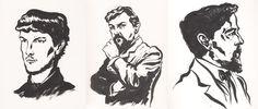 Pottsblog: Claude Debussy's Life In Miniature
