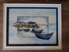 Barcos azules, Lanarte