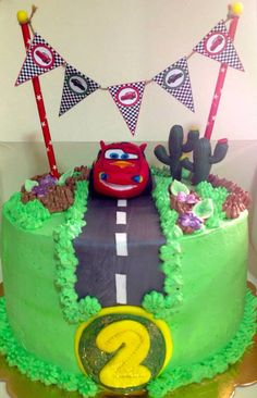 Cars swissbuttercream