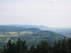 Bergstrasse-Mountain Road - Old Roman Road