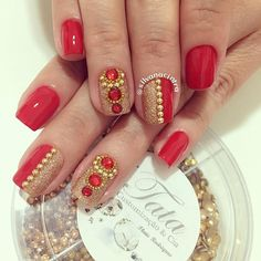 WEBSTA @ silvana_cintra - Unhas da cliente Fabiane Diniz ❤️Pedrarias @tata_customizacao_e_cia Lindas pedrarias e acessórios para unhas vcs encontram disponíveis no site: http://tatacustomizacao.loja2.com.br/category/1314175--Acessorios-para-unhas-decoradas#esmaltenasunhas #esmaltadas #DicasDeUnhasBr #pedraria #vermelho #esmalterapia #loucaporesmaltes #garotasesmaltadas #esmalteiras_anonimas #insta #instaunhasdeprincesa #esmalteecores #blogdamimis #blogger #instago #nails #nailswag #na