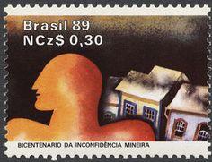 RHM-BR-C1628  #stamps #brasil