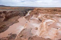 Grand Falls, Navajo Reservation, Arizona