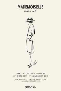 """シャネルの""""創造の源""""に迫るエキシビション、今秋ロンドンで開催 Chanel's Mademoiselle Privé Exhibit to Launch at Saatchi Gallery in October   Fashionsnap.com"""
