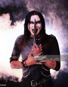 Archive Entertainment On Wire Image Redferns Contributor Highlights Stock Pictures, Royalty-free Photos & Images Dani Filth, Cradle Of Filth, Extreme Metal, Gothic Metal, Photo Studio, Black Metal, Jon Snow, Beautiful People, Religion
