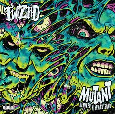 Twiztid's Mutant Remixed and Remastered is a new take on an old classic. Majik Ninja Entertainment brings you MUTANT the way you have never heard it before, all new beats same great lyrics!!  This one's worth picking up because it's like an all new album. Great features on this album, some juggalo classics, and some new jams to make your ears bleed!!!  Twiztid's Mutant Remixed and Remastered  Track List:   Transformation of a New Civilization  Get Off of Me!  Stardust  Familiar  Madness…