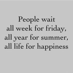 People wait... #friday #happiness