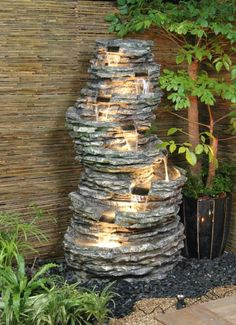 Rock Garden Water Feature Ideas how to build a low maintenance water feature 8 Pool Rock Fountain Water Feature Rock Fountainfountain Ideasgarden