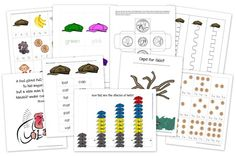 Caps for Sale Printables @ Homeschool Creations