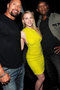 Scarlett Johansson style and fashion pictures | British Vogue