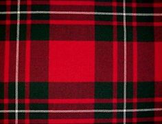 (MacGregor Clan Modern) Reiver Tartans : The Scottish Trading Company, Fine Quality Scottish Goods
