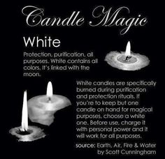 burning white candles for protection candles candle magic white burning white candles for protection Magick Spells, Candle Spells, Candle Magic, Healing Spells, Hoodoo Spells, Luck Spells, Candle Meaning, Reiki, Book Of Shadows