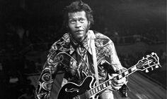 Rock'n'roll pioneer Chuck Berry wins Polar music prize in Sweden