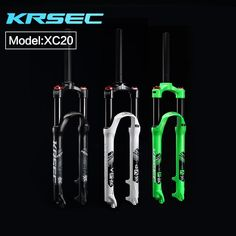 [Visit to Buy] High quality mountain bike fork / Bike mtb fork 26/27.5inch ultralight mtb suspension Cross-country fork Clarinet #Advertisement