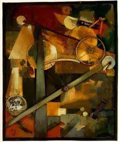Kurt Schwitters, Star Pictures, Red Background, All Art, Erotic, Cathedral, Lady, Painting, Mixed Media