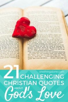 Do you truly know that God loves you? These 21 Christian quotes and Scriptures of God's love will remind you of His ultimate sacrifice for you! Come see how this biblical wisdom with point you to God's truth and encourage your spiritual growth. Quotes About God, Quotes About Strength, Faith Quotes, Prayer Scriptures, Bible Prayers, Bible Verses, Christian Life, Christian Quotes, Christian Living