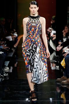 Peter Pilotto Fall Winter 2014-2015 #FW14 #LFW