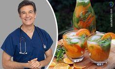 Hoy vamos a compartirte una excelente receta dada a conocer en TV por el Dr. Oz. Descubre la formula para quemar grasa y bajar de peso rapido.