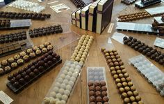 Welcome to join this tasty private tour in UK with a local tourist guide - London VIP Chocolate Tasting Tours :: Private Guide
