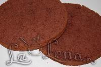 Pandispan de ciocolata - Pas 12