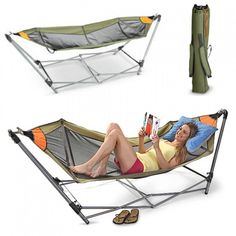 Portable Folding Hammock for Camping!  Look no further Armored Mini Storage is the place when you're out of space! Call today or stop by for a tour of our facility!  Indoor Parking Available! Ideal for Outdoor gear, Classic Cars, Motorcycles, ATV's & Jet Skies 505-275-2825
