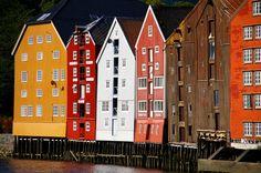 Trondheim Bryggen