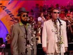 """Prince Buster, Suggs & Georgie Fame - Madness - """"Enjoy Yourself"""""""
