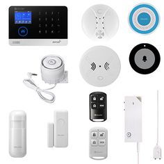 Digoo DG-HOSA 433MHz Wireless GSM&WIFI&3G DIY Accessories Smart Home Security Alarm Systems Kits. Wireless frequency 433MHz. Digoo DG-HOSA Wireless GSM&WIFI&3G DIY Smart Home Security Alarm Systems. Wireless GSM&WIFI&3G DIY Smart Home Security Alarm Systems.   eBay!