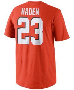 Nike Men s Joe Haden Cleveland Browns Pride Player T-Shirt Joe Haden e34424fd0