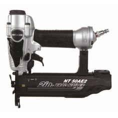 Hitachi Brad Pneumatic Nailer at Lowe's. This Hitachi 2 In. finish nailer is ideal for trim work, furniture and other fine finish applications. Xbox 360, Bump Fire, Diy Barn Door Plans, Best Random Orbital Sander, Finish Nailer, Brad Nails, Nail Gun, Ideal Tools, Air Tools