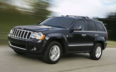 Jeep Grand Cherokee will be mine as soon as I get a real job!